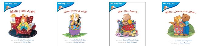10 bộ sách dạy trẻ 4-7 tuổi hành vi tích cực (Ảnh: Nurture and Thrive)