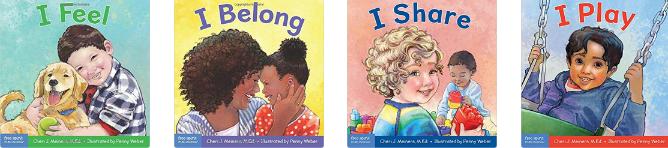 sách dạy trẻ 2-4 tuổi hành vi tích cực (Ảnh: Nurture and Thrive)