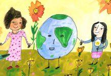 18 cuốn sách hay dạy trẻ yêu Trái đất, yêu thiên nhiên (Ảnh: Read Brightly)