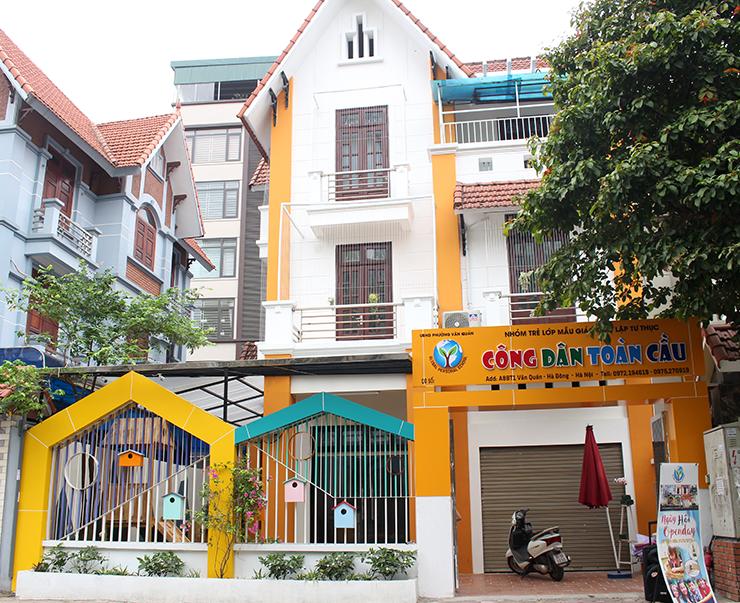Trường mầm non GPS Montessori (Hà Đông, HN)