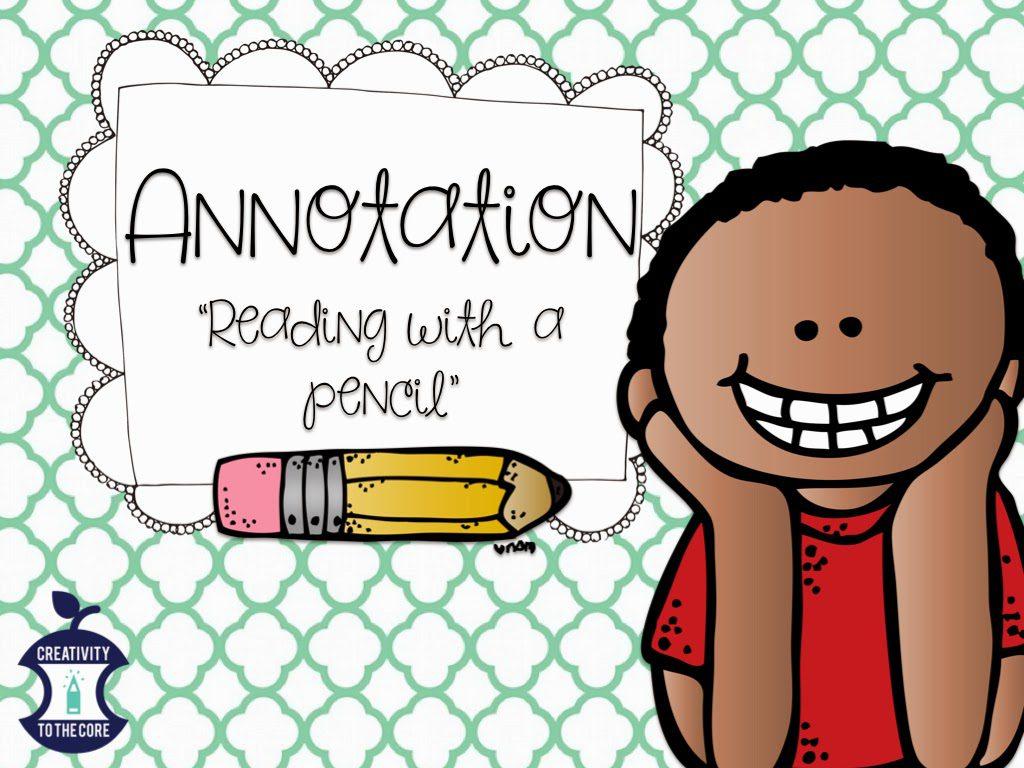 Kỹ năng đọc: Dạy trẻ viết ghi chú trong khi đọc sách (Ảnh: Clipart Library)