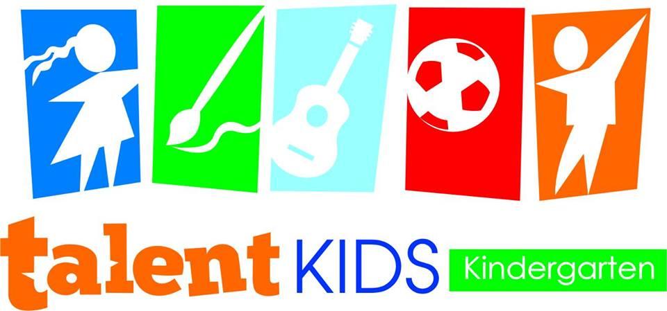 logo trường mầm non Talent Kids tại quận Bắc Từ Liêm, Hà Nội (Ảnh: FB trường)