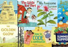 17 cuốn sách về mùa hè cho bé mầm non và Tiểu học (Ảnh: We Are Teachers)