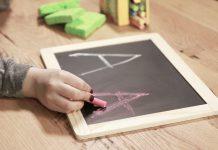 Thêm 3 kỹ thuật đa giác quan dạy con viết chữ (Ảnh: Understood)