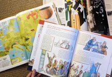 Giúp con cải thiện kỹ năng đọc hiểu sách phi hư cấu (Ảnh: Flipboard)