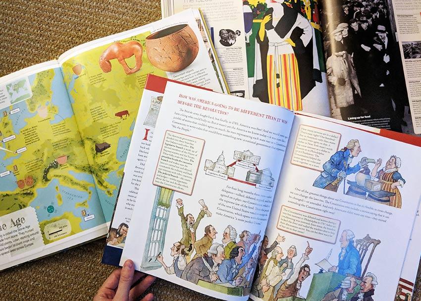 Giúp con cải thiện kỹ năng đọc hiểu sách phi hư cấu