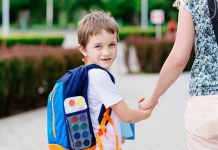 Cha mẹ Mỹ chuẩn bị gì cho bé 5 tuổi trước khi vào lớp 1? (Ảnh: Scholastic)
