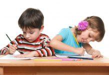 Mẹ Ấn chia sẻ quan điểm về chữ viết, cách dạy con tập viết (Ảnh: FTKny)