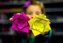 10 dự án gấp giấy Origami cho trẻ nhỏ thử sức dịp hè này (Ảnh: Art For Kids Hub)