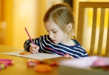 Cha mẹ làm gì để rèn tính tập trung cho trẻ? (Ảnh: Tutors Field)