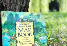 6 cuốn sách dành cho những trẻ mê bản đồ (Ảnh: Storgram)
