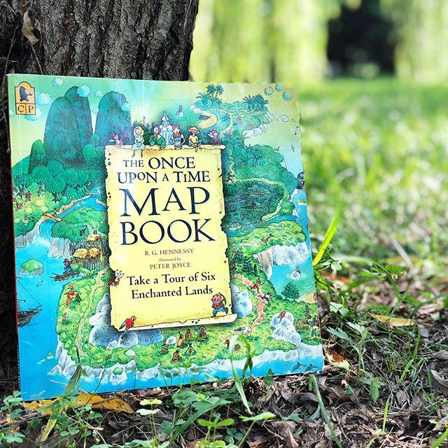 6 cuốn sách dành cho những trẻ mê bản đồ