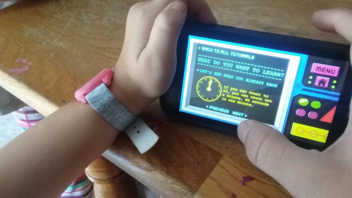 Ứng dụng miễn phí dạy trẻ kỹ năng xem thời gian