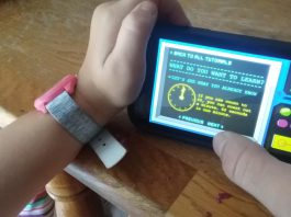Ứng dụng miễn phí dạy trẻ kỹ năng xem thời gian (Ảnh: YouTube)