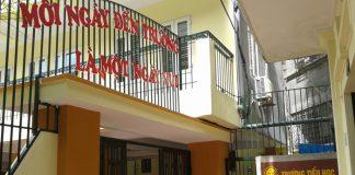 Trường Tô Hiến Thành liên cấp Mầm non - Tiểu học tại quận Hai Bà Trưng - HN (Ảnh: website trường)
