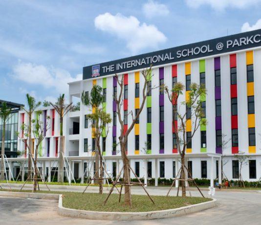 Trường quốc tế ParkCity Hanoi tại quận Hà Đông - HN (Ảnh: FB trường)