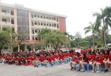 Trường Tiểu học Nguyễn Tất Thành trực thuộc phân hệ Hà Nam của ĐH Sư Phạm HN (Ảnh: phhan.hnue.edu.vn)