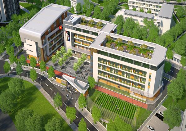 Trường THCS Chu Văn An – Long Biên (HN)