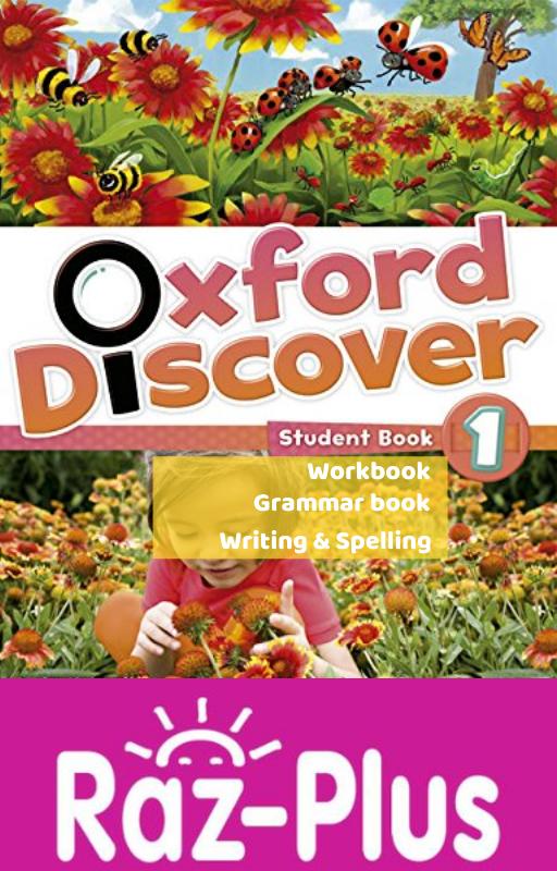 Oxford Discover course 1