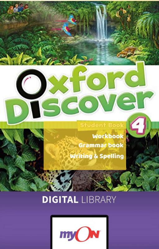 Khóa Oxford Discover 4