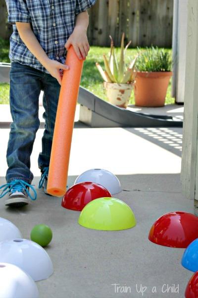 Những thử thách vượt chướng ngại vật khiến bé mê mẩn - P3 (Ảnh: learnplayimagine)