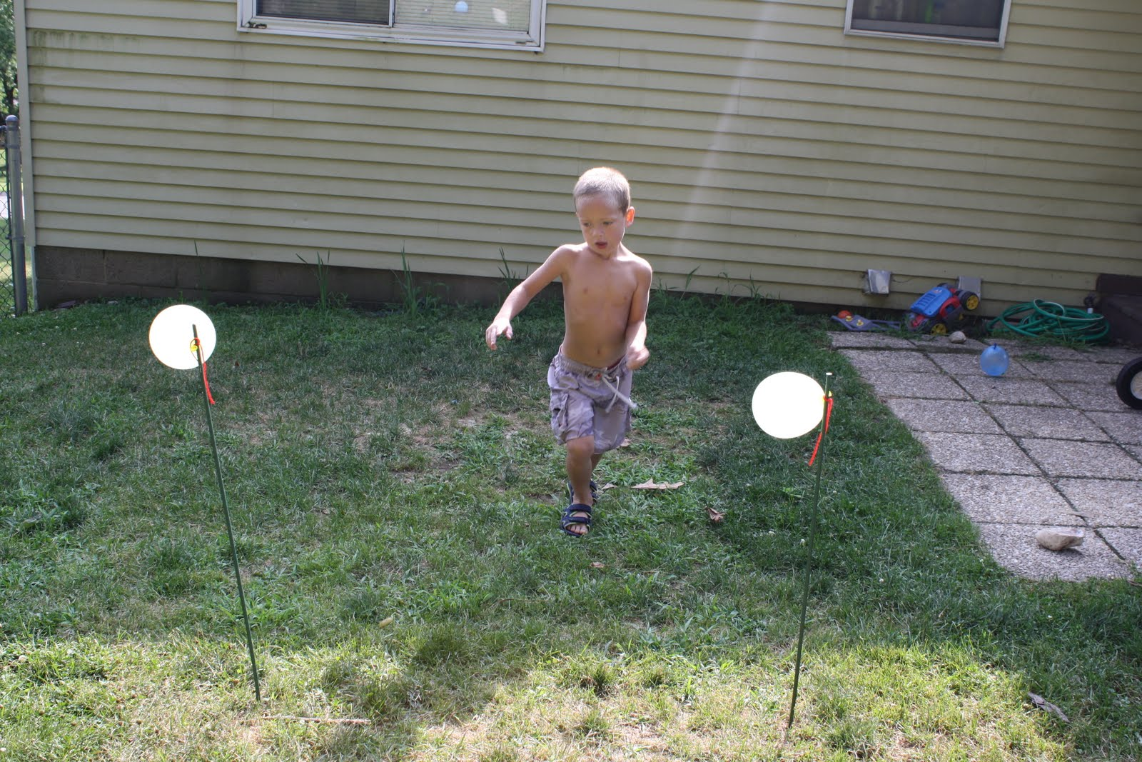 Những thử thách vượt chướng ngại vật khiến trẻ mê mẩn (Ảnh: myfourps)