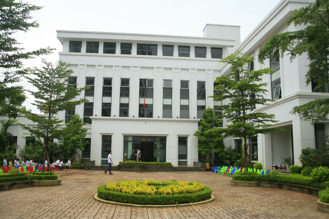 Trường mầm non Peace School, quận Cầu Giấy, Hà Nội (Ảnh: website trường via Afamily)