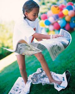 Những thử thách vượt chướng ngại vật khiến trẻ mê mẩn (Ảnh: marthastewart)