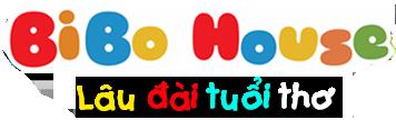 Logo trường mầm non Bibo House tại quận Cầu Giấy, Hà Nội (Ảnh: Website trường)
