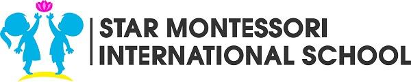 Logo trường mầm non Star Montessori International School - SMIS tại quận Cầu Giấy và quận Hai Bà Trưng, Hà Nội (Ảnh: website trường)