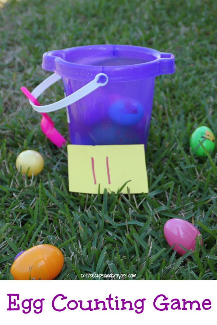 Trò chơi toán học cho bé dịp nghỉ hè (Ảnh: Coffee Cups and Crayons)