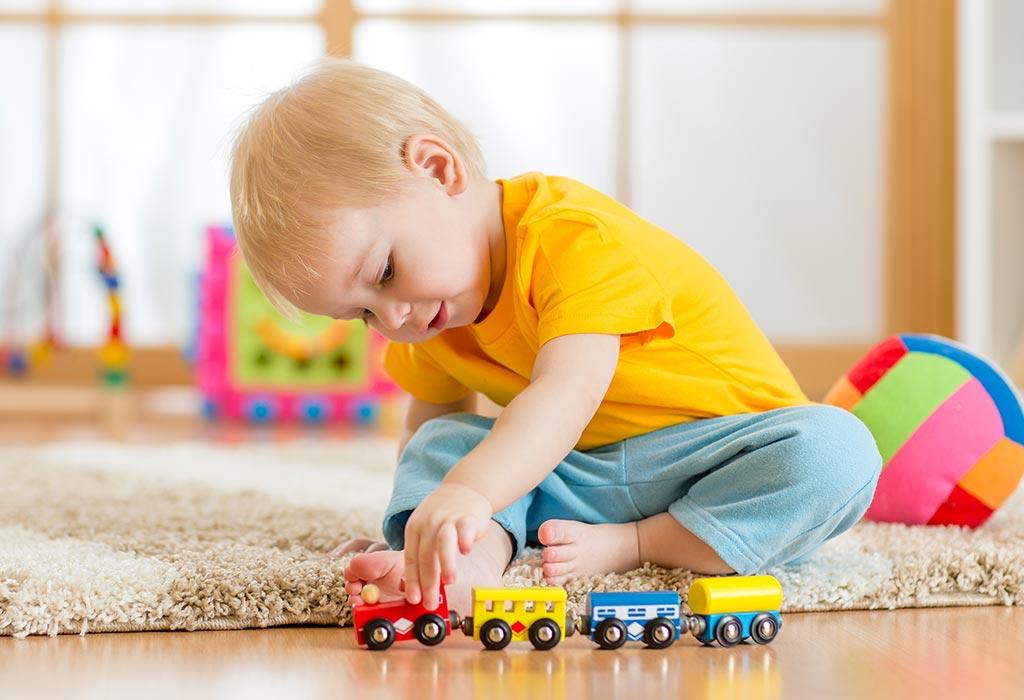 Các kiểu chơi đùa quan trọng với sự phát triển của trẻ (Ảnh: FirstCry Parenting)