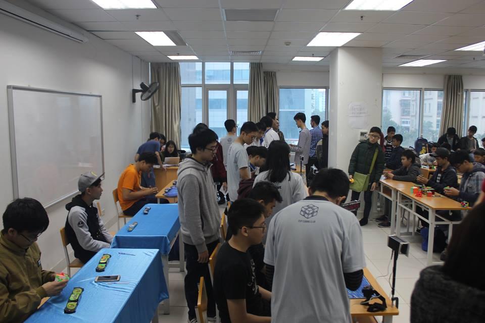 Cơ sở vật chất trường THPT Chuyên Sư phạm Hà Nội (Ảnh: FB nhà trường via Hoa Học Trò)