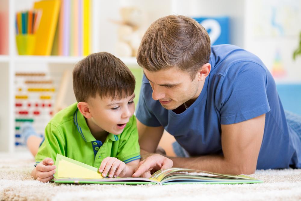 25 hoạt động giúp bé 0-11 tuổi đọc sách thật vui (P1) (Ảnh: medcom.id)
