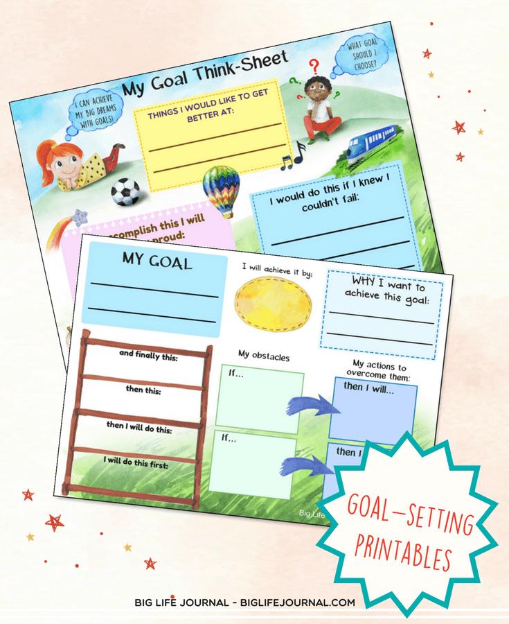 Bộ tài liệu hướng dẫn cách dạy trẻ tư duy mở: Tuần 3 (Ảnh: Big Life Journal)