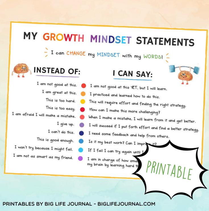 Bộ tài liệu hướng dẫn cách dạy trẻ tư duy mở: Tuần 2 (Ảnh: Big Life Journal)