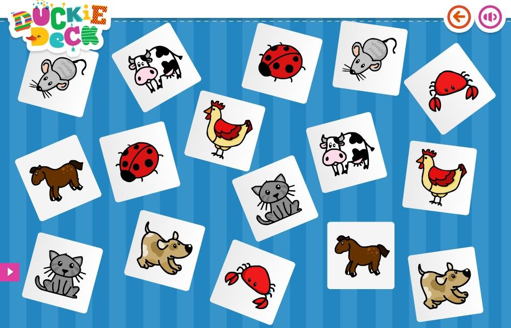 5 trò chơi giúp tăng cường trí nhớ cho trẻ (Ảnh: Duckie Deck)