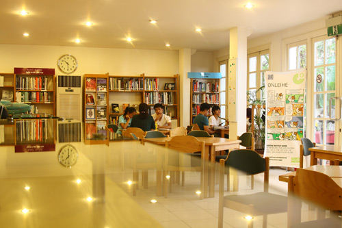 Thư viện Viện Goethe
