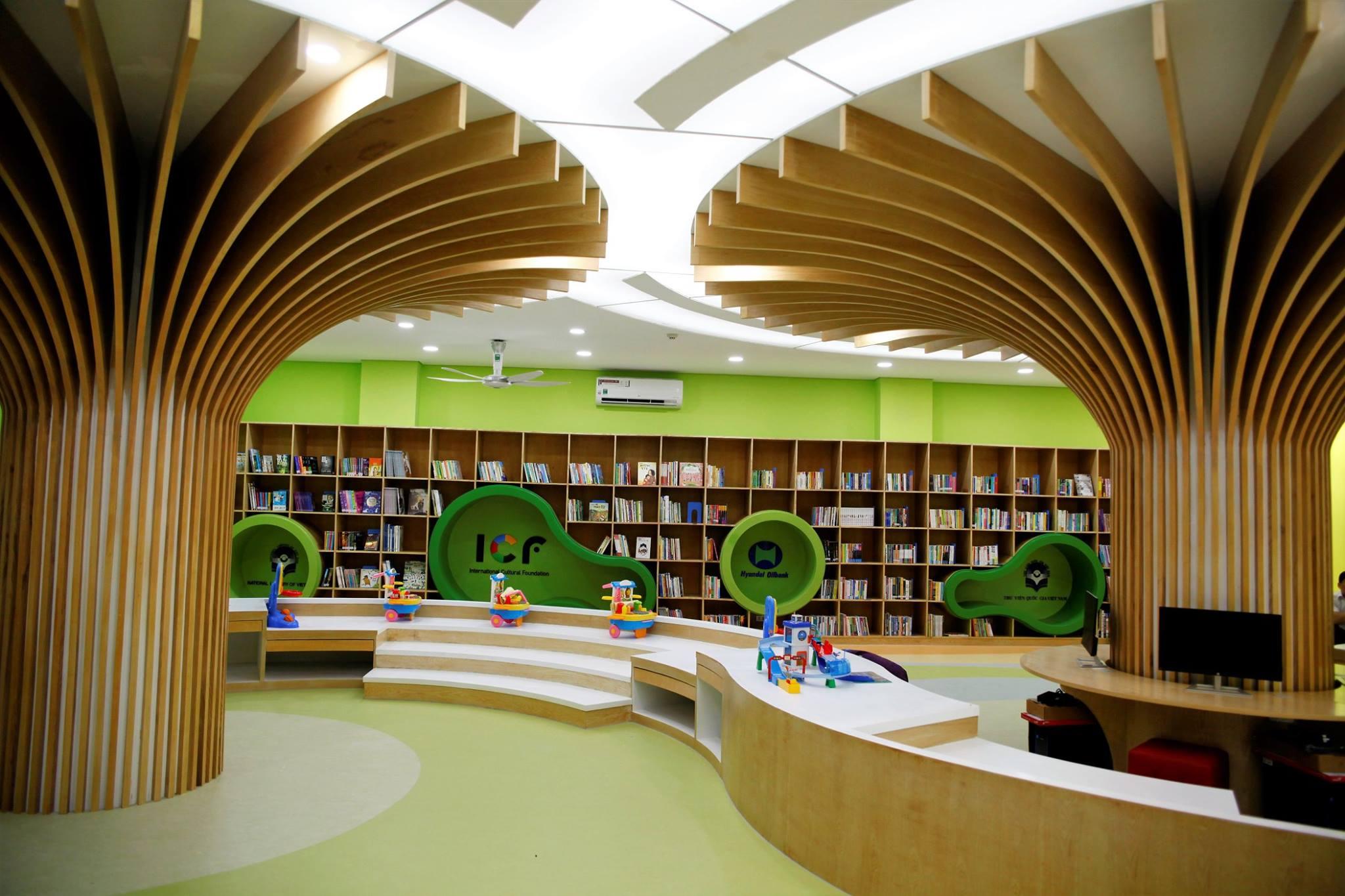 Thư viện văn hóa thiếu nhi Việt Nam