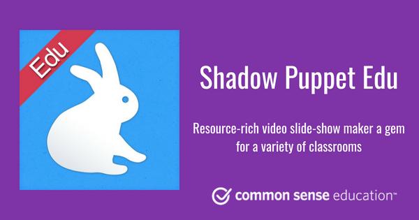 8 công cụ tương tác giúp trẻ làm video cực nhanh (Ảnh: Commonsense.org)