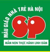 Logo trường mầm non Thực hành Linh Đàm, quận Hoàng Mai, Hà Nội (Ảnh: Website của Trường Mầm Non Thực Hành Linh Đàm)