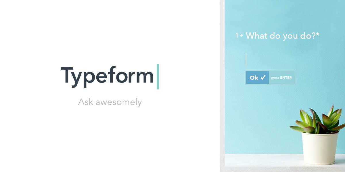 10 công cụ giúp tạo quiz online cho trẻ (Ảnh: Typeform)