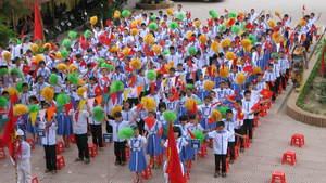 Trường Tiểu học công lập quận Hà Đông - Kim Đồng (Ảnh: th-kimdong-hanoi.violet.vn)