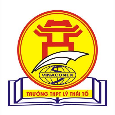 Logo trường tiểu học dân lập Lý Thái Tổ (Ảnh: Đồng phục Thiện Ý)