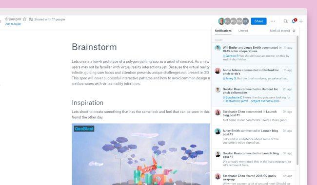 5 công cụ công nghệ dạy trẻ yêu khoa học (Ảnh: Dropbox Blog)