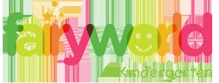Logo trường mầm non Fairy World tại quận Tây Hồ, Hà Nội (Ảnh: website trường)