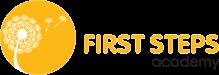 Logo trường mầm non First Steps Academy - FSA - tại quận Đống Đa, Hà Nội (Ảnh: website trường)