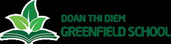 Logo trường Đoàn Thị Điểm Ecopark - Đoàn Thị Điểm Greenfield School tại Hà Nội (Ảnh: website trường)