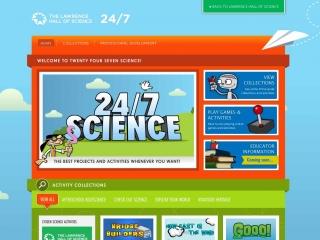 5 công cụ công nghệ dạy trẻ yêu khoa học (Ảnh: Great Websites for Kids - American Library Association)