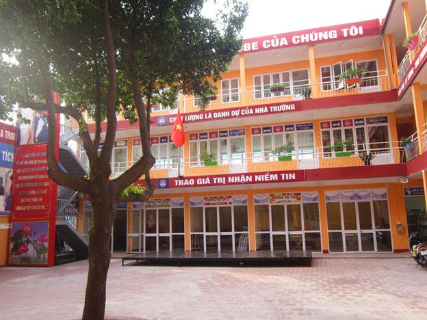 Cơ sở vật chất trường Hoà Bình La Trobe Hà Nội (Ảnh: website nhà trường)